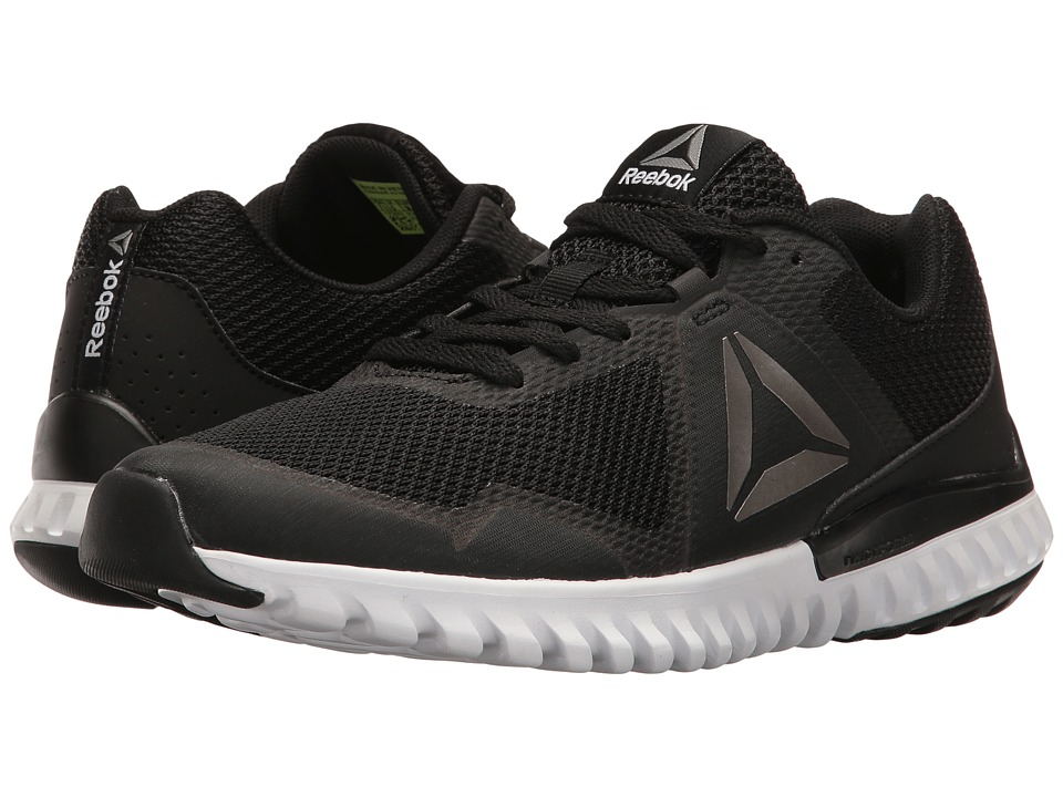 Reebok Twistform Blaze 3.0 MTM (Black/White/Pewter) Women