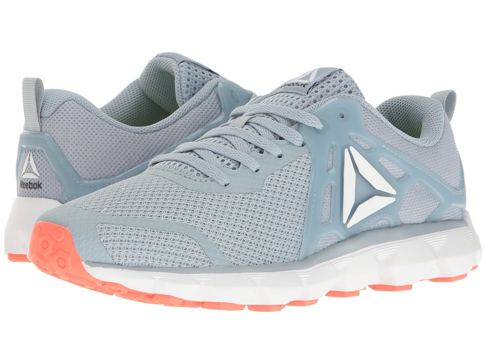 Reebok - Hexaffect Run 5.0 MTM (Gable Grey/Vitamin C/White/Black) Women's Running Shoes