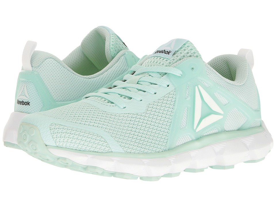 Reebok Hexaffect Run 5.0 MTM (Mist/White/Black) Women