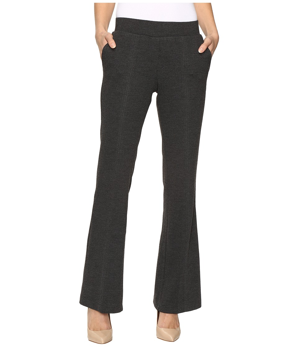 B Collection by Bobeau - Piper Knit Trousers (Charcoal Grey) Women's Casual Pants