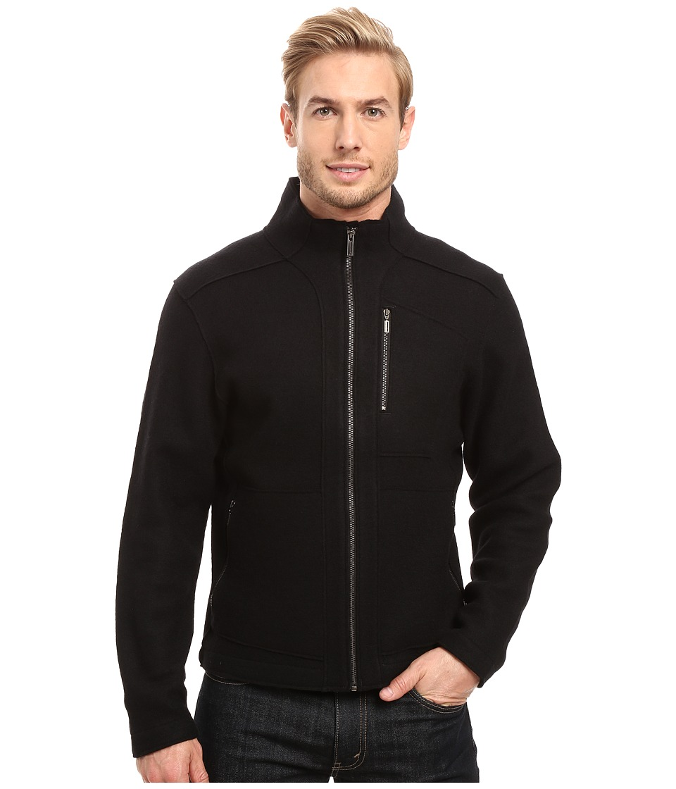 NAU - Felt Over Jacket (Caviar) Men's Coat