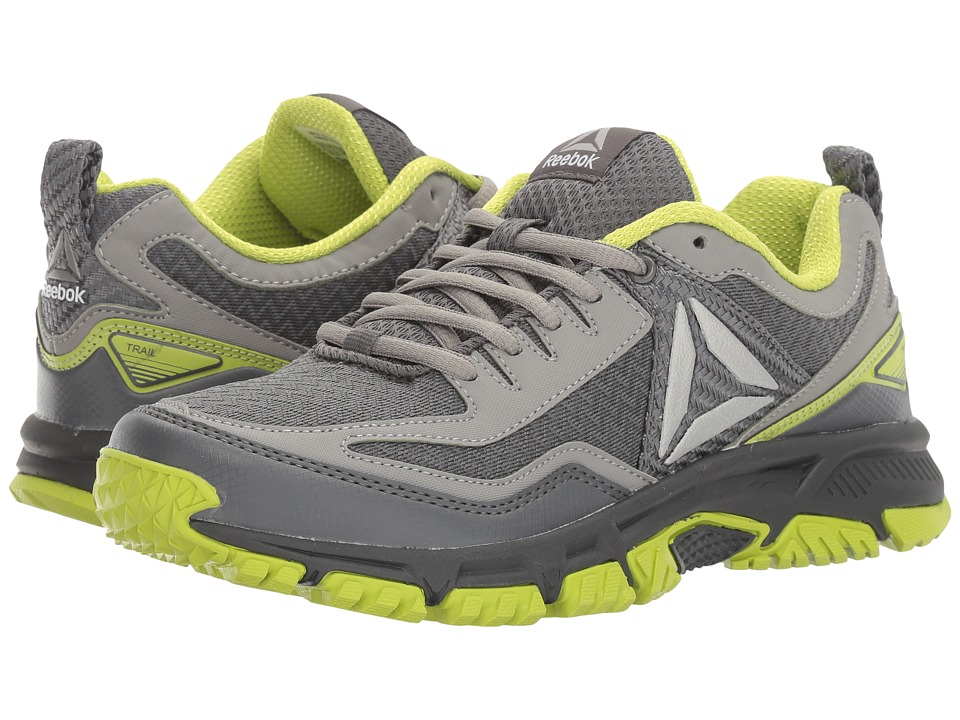 Reebok Ridgerider Trail 2.0 (Alloy/Flat Grey/Kiwi Green) Women