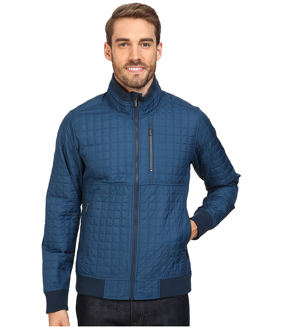 NAU - Off The Grid Jacket (Lagoon) Men's Coat