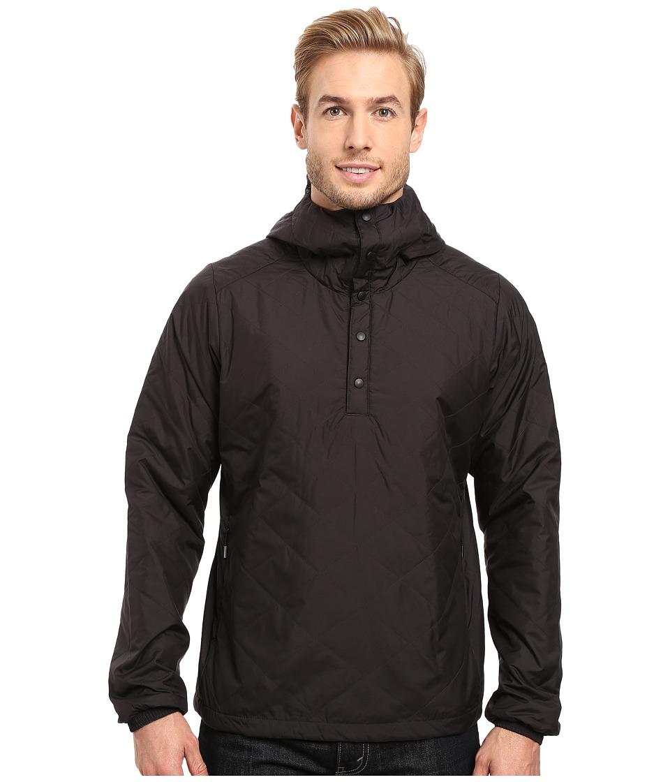 NAU - Synfill Hoody Pullover (Caviar) Men's Coat