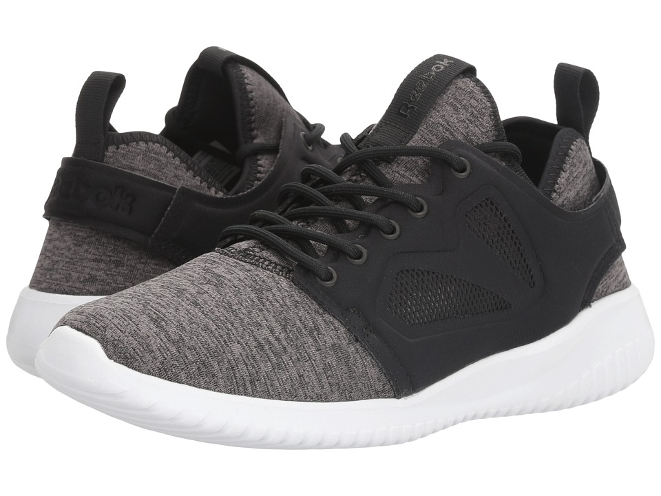 Reebok - Skycush Evolution Lux (Black/White) Women's Shoes