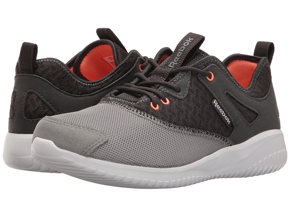 Reebok Stylescape 2.0 Arch (Charcoal Solid Grey/Dark Grey Heather Solid Grey/Stellar Pink) Women