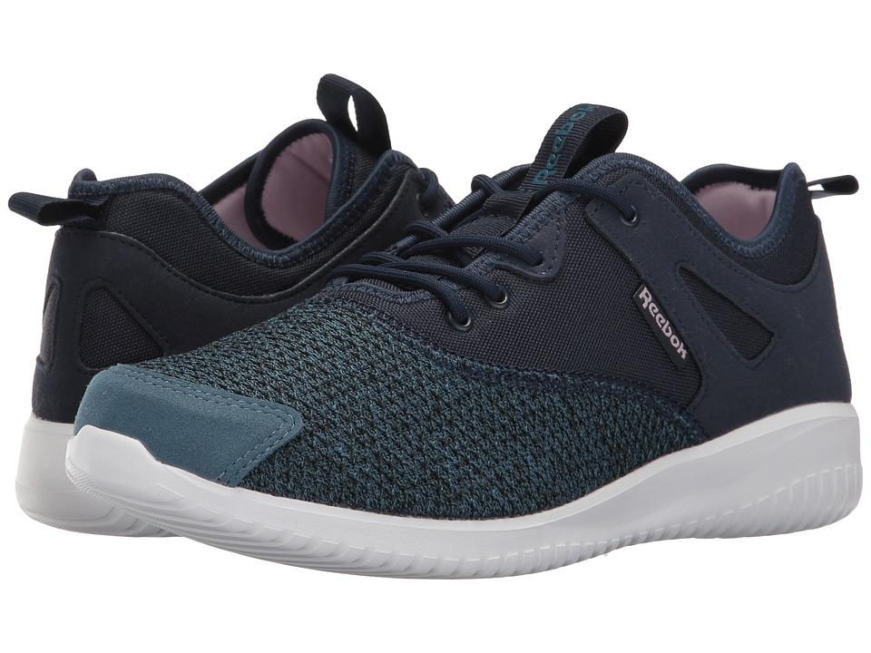 Reebok - Stylescape 2.0 City (Brave Blue/Collegiate Navy/Shell Purple/Grey/White) Women's Shoes
