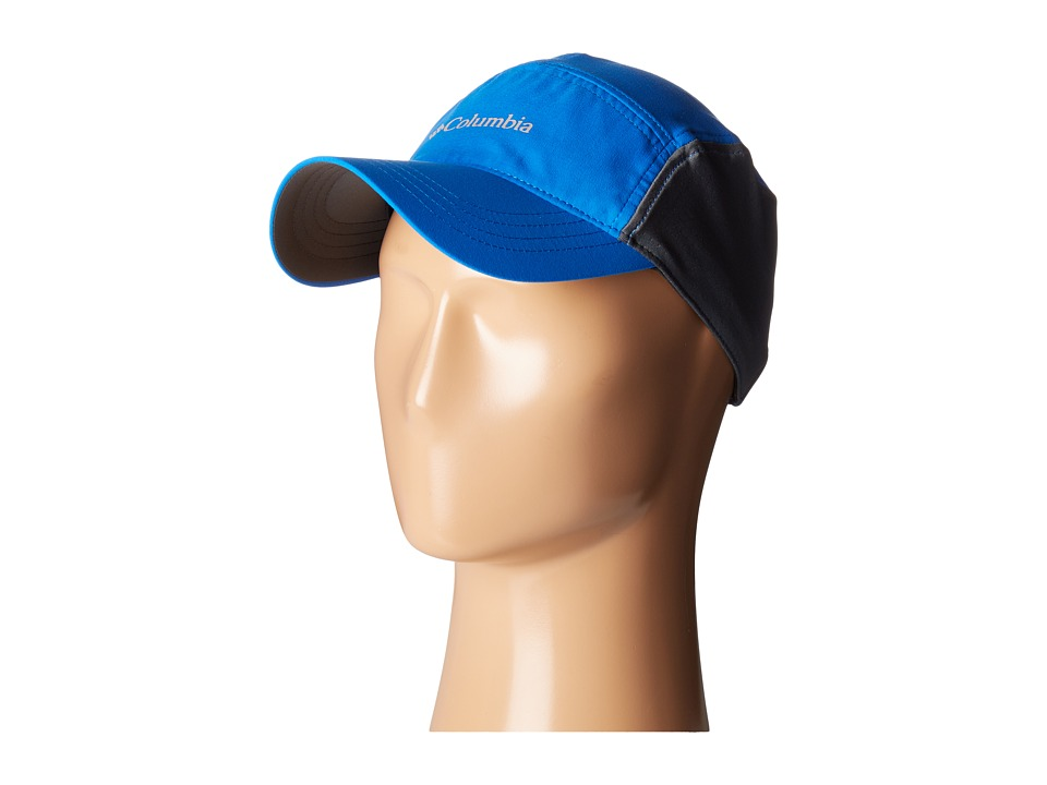 Columbia - Freeze Degree Hat (Super Blue/Graphite) Caps