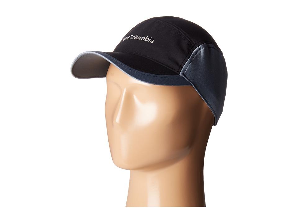 Columbia - Freeze Degree Hat (Black/Grey Ash) Caps