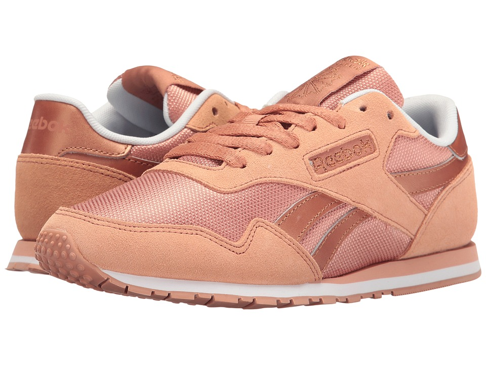 Reebok - Royal Ultra SL (Rustic Clay/Pure Copper/White) Women's Classic Shoes