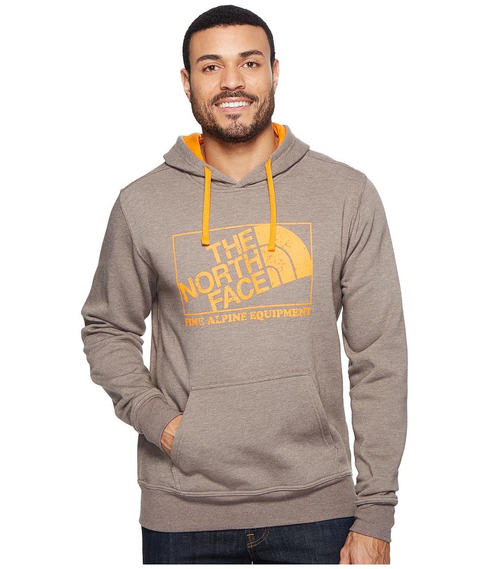 The North Face - Super Fine Alpine Hoodie (Falcon Brown Heather (Prior Season)) Men's Sweatshirt