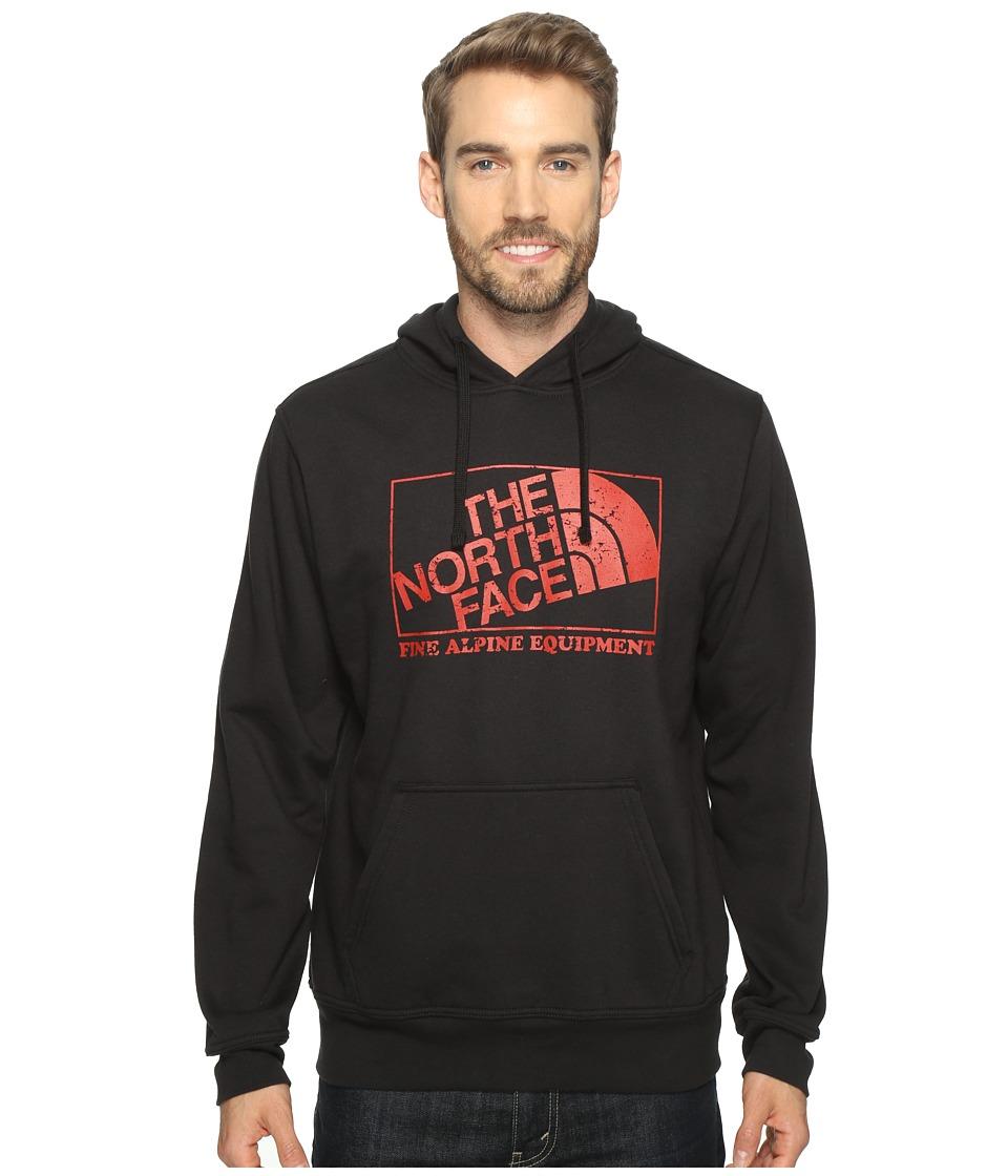 The North Face - Super Fine Alpine Hoodie (TNF Black (Prior Season)) Men's Sweatshirt