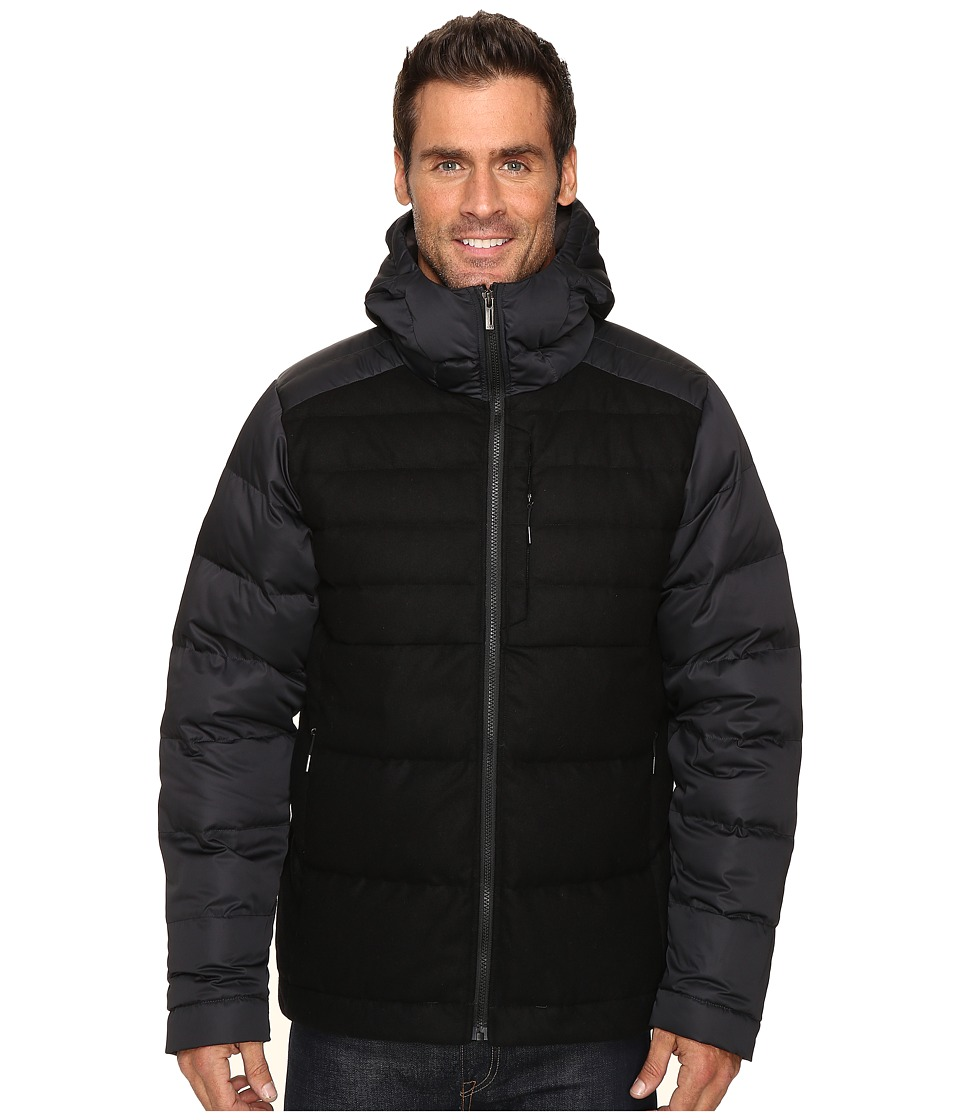 NAU - Dual Down Jacket (Caviar) Men's Coat