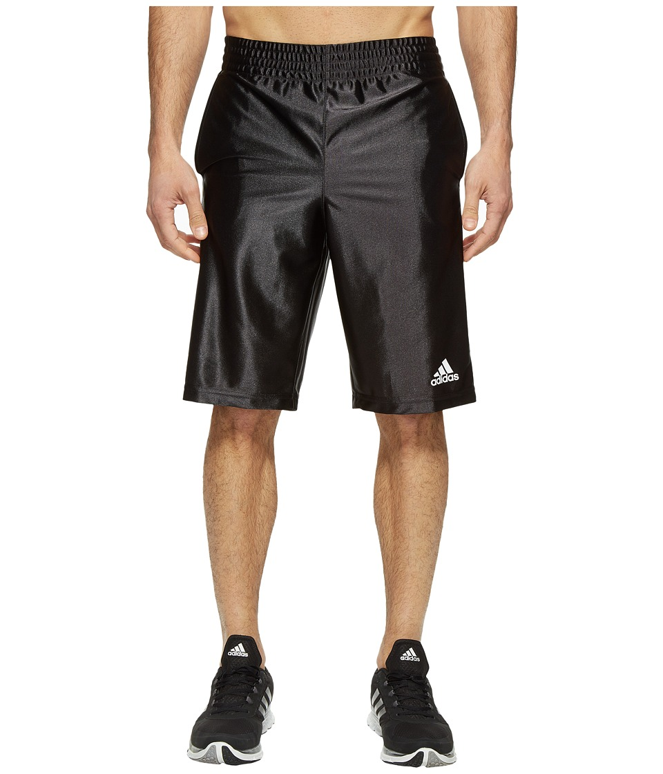 adidas - Basic Shorts 2 (Black) Men's Shorts