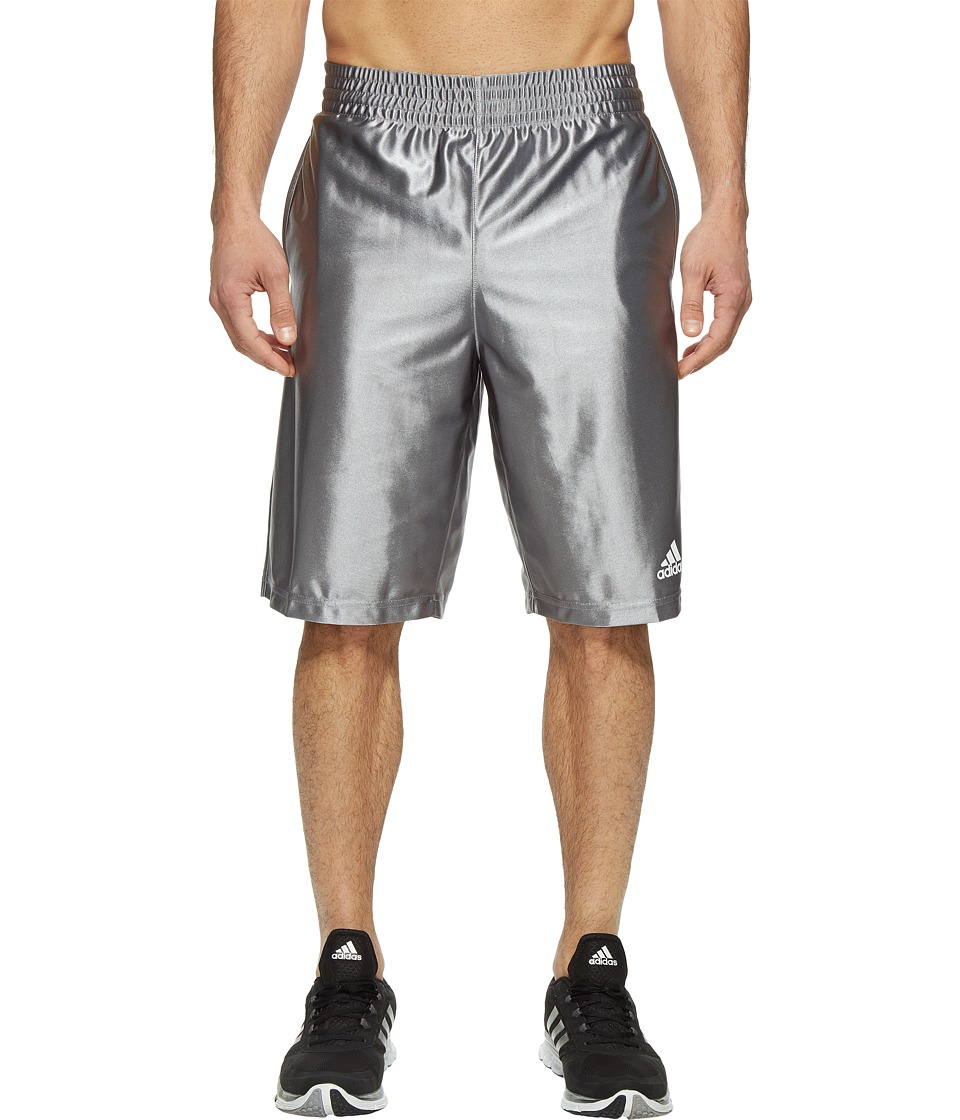 adidas - Basic Shorts 2 (Grey) Men's Shorts