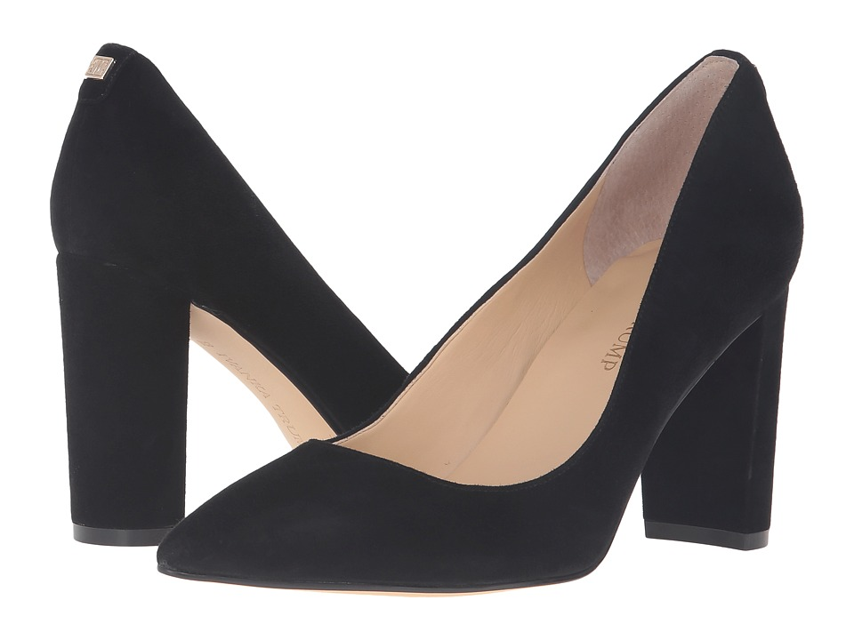 Ivanka Trump Katie (Black/Kid Suede) High Heels
