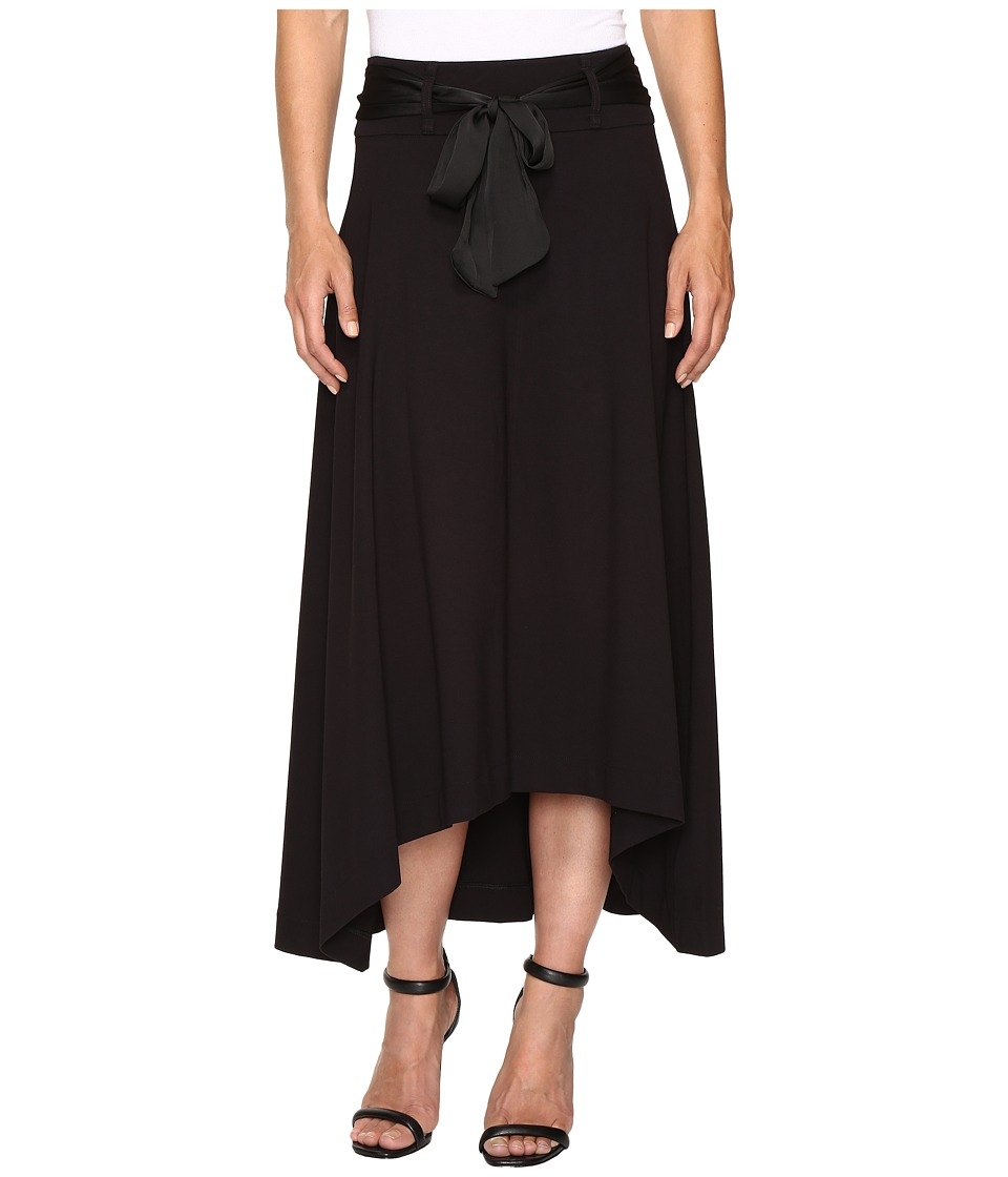 Jag Jeans - Meredith Skirt in Double Knit Ponte (Black) Women's Skirt
