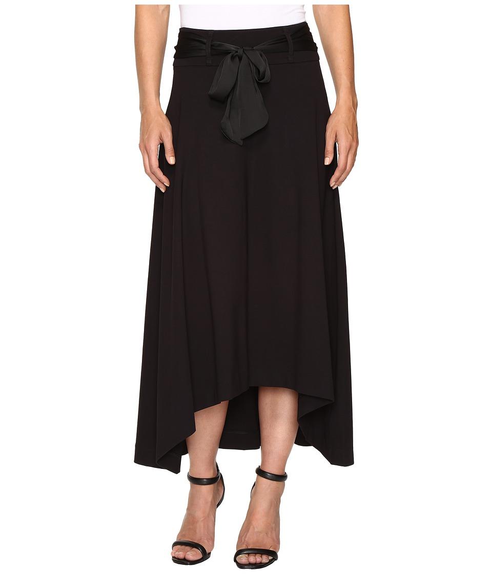 Jag Jeans - Meredith Skirt in Double Knit Ponte (Black) Women's Skirt