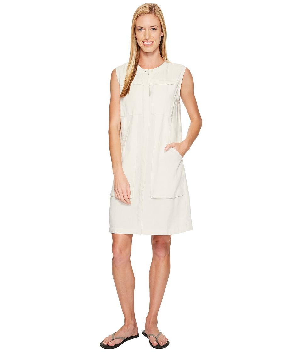 NAU Flaxible Sleeveless Dress (Bone) Women