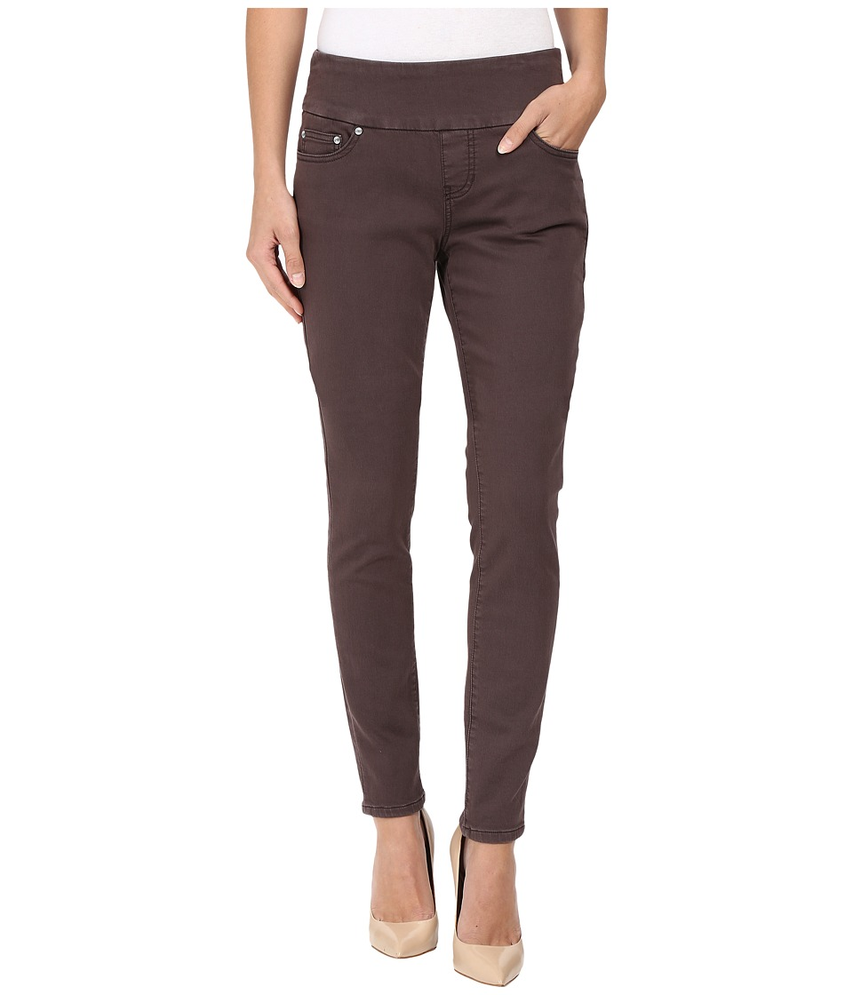 Jag Jeans - Nora Pull-On Skinny Freedom Colored Knit Denim in Grey Jewel (Grey Jewel) Women's Jeans