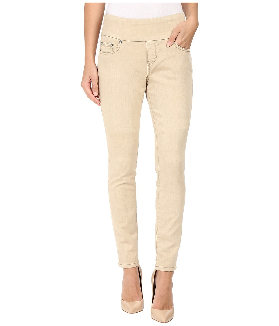 Jag Jeans - Nora Pull-On Skinny Freedom Colored Knit Denim in Desert (Desert) Women's Jeans