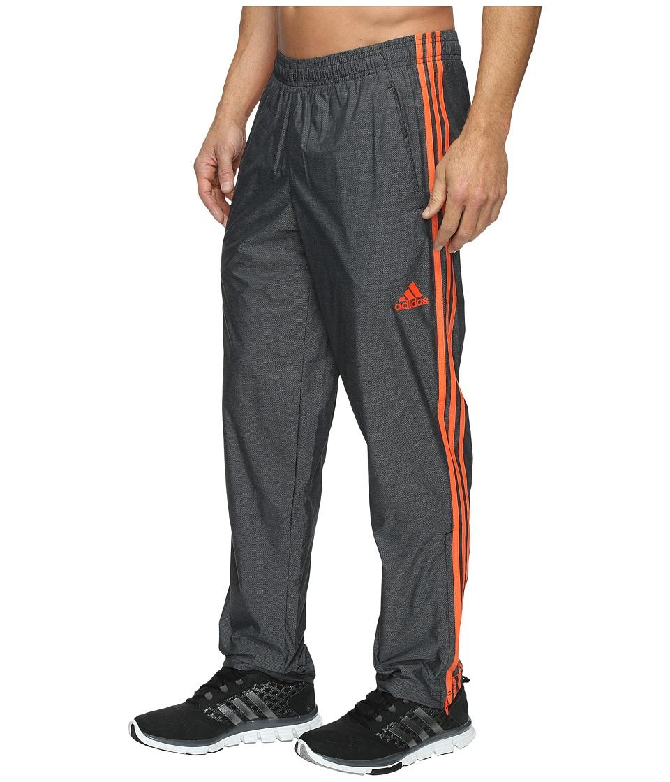 adidas - Essential Wind Pants (Black/Energy) Men's Workout