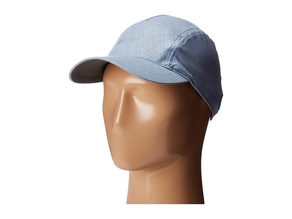 Columbia - Trail Flash Running Hat (Beacon) Caps