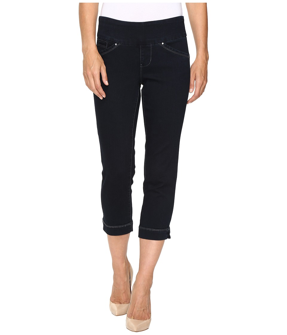 Jag Jeans - Marion Pull-On Crop Comfort Denim in After Midnight (After Midnight) Women's Jeans
