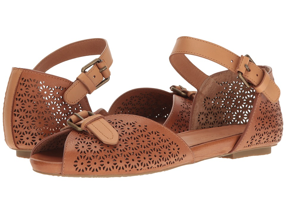Gentle Souls - Bessie (Cognac) Women's Shoes