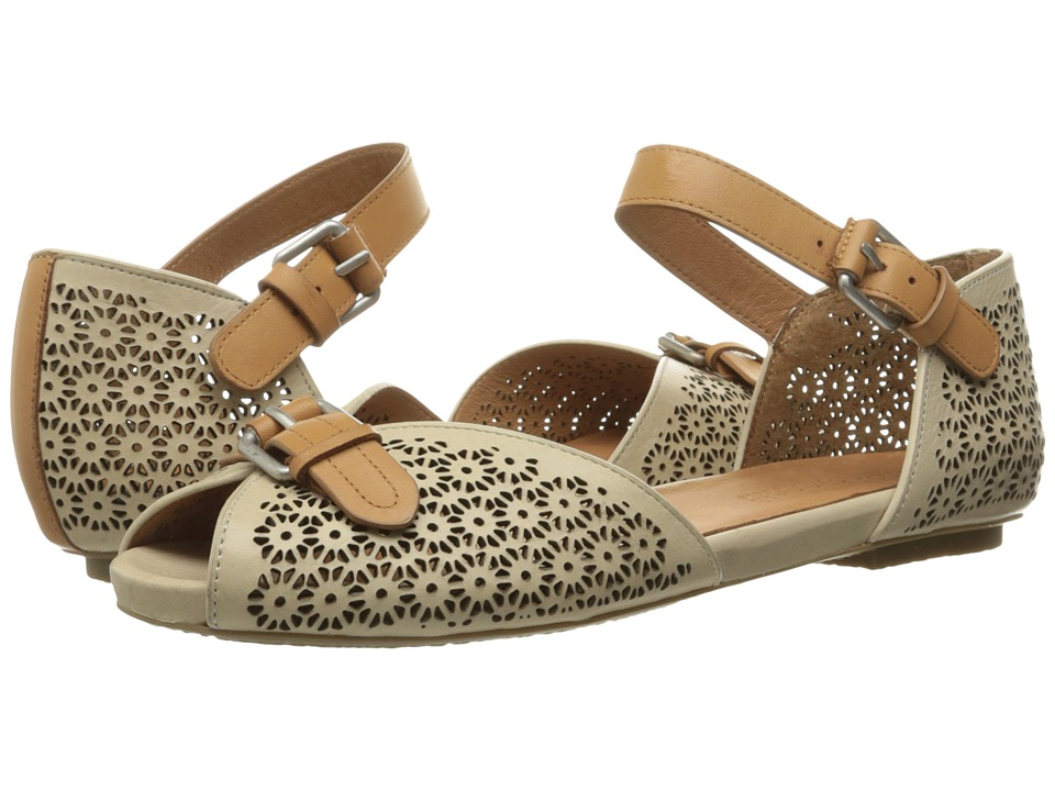 Gentle Souls - Bessie (Stone) Women's Shoes