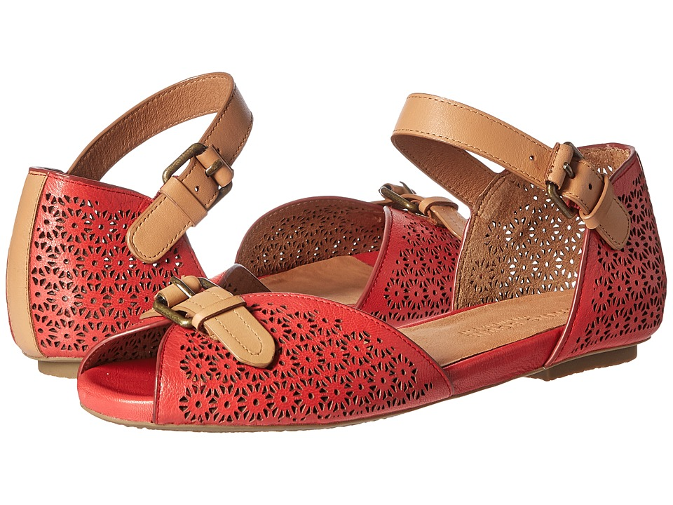 Gentle Souls - Bessie (Red) Women's Shoes