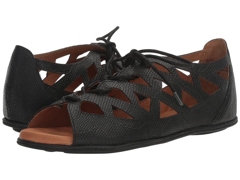Gentle Souls - Betsi (Black) Women's Shoes