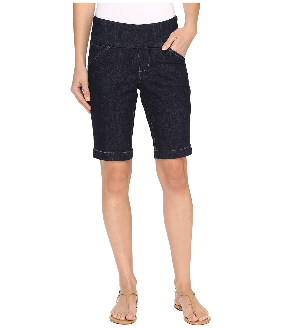Jag Jeans - Ainsley Pull-On Bermuda Comfort Denim in Dark Shadow (Dark Shadow) Women's Shorts