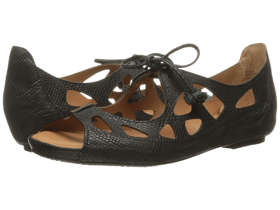 Gentle Souls - Brynn (Black) Women's Shoes