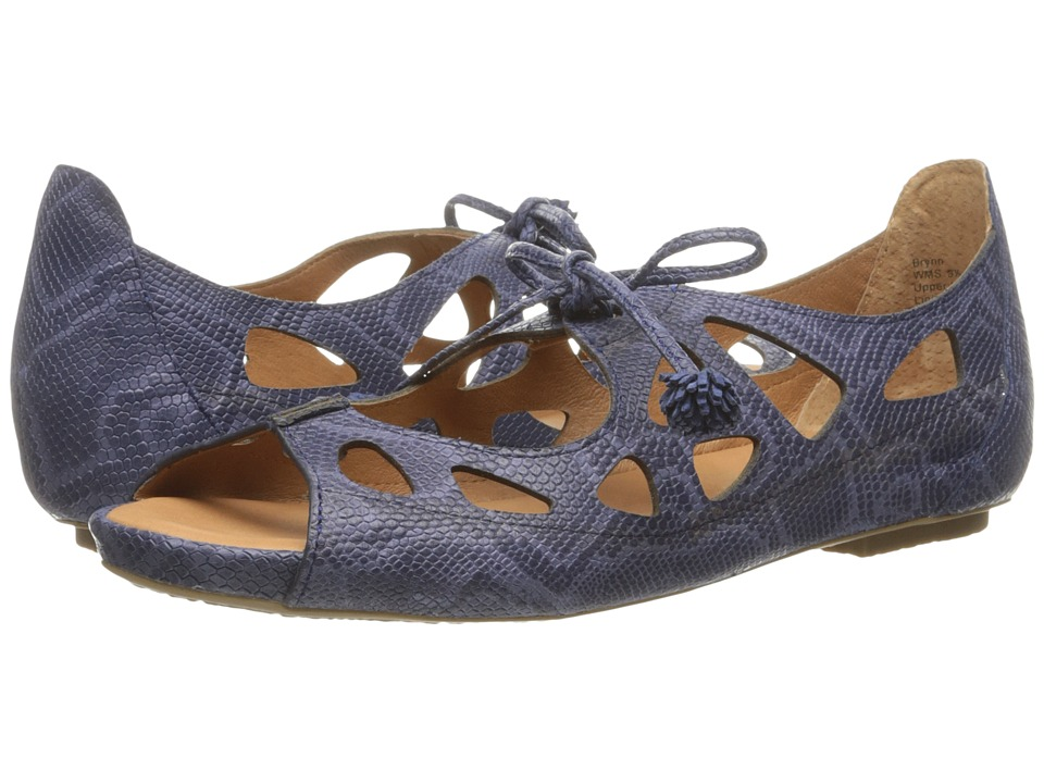 Gentle Souls - Brynn (Navy) Women's Shoes