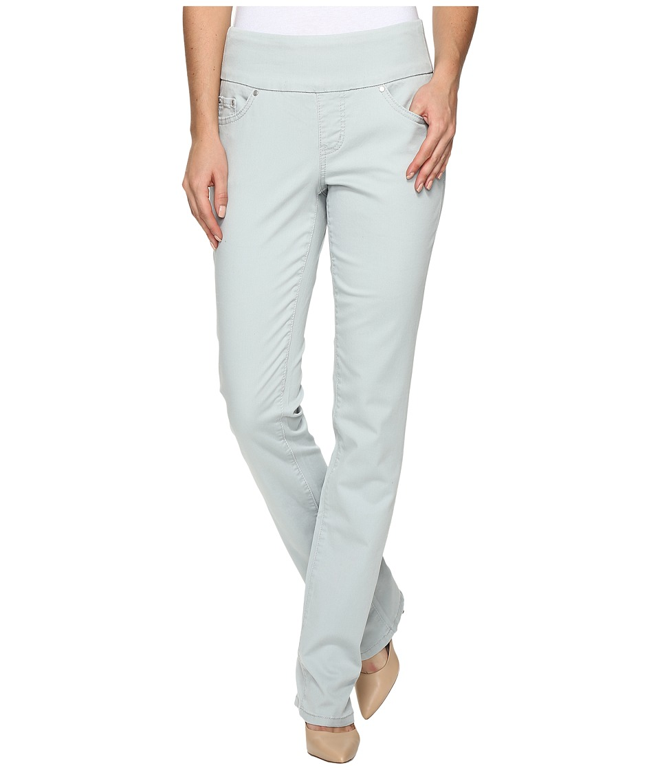 Jag Jeans - Peri Pull-On Straight Bay Twill (Soft Sage) Women's Casual Pants