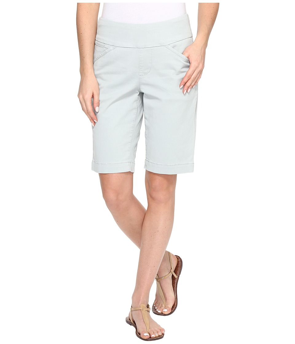 Jag Jeans - Ainsley Bermuda Classic Fit Bay Twill (Soft Sage) Women's Shorts