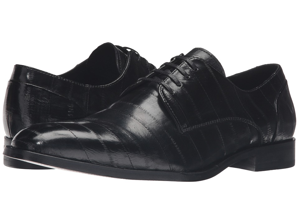 Kenneth Cole New York - Keep T-Rack (Black) Men's Shoes