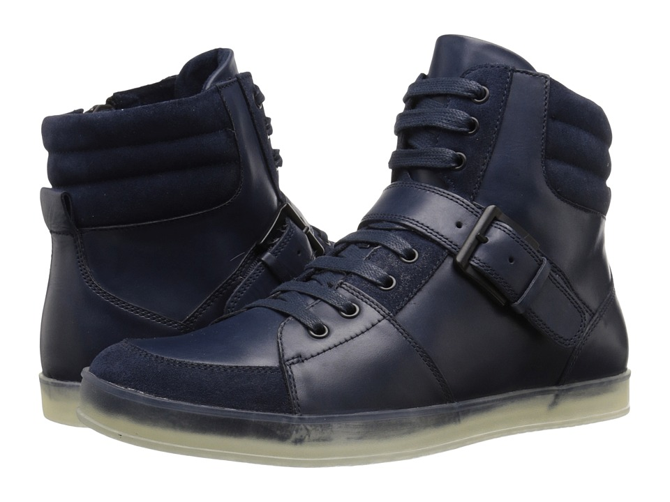 Kenneth Cole New York - Brand Central (Navy) Men's Shoes
