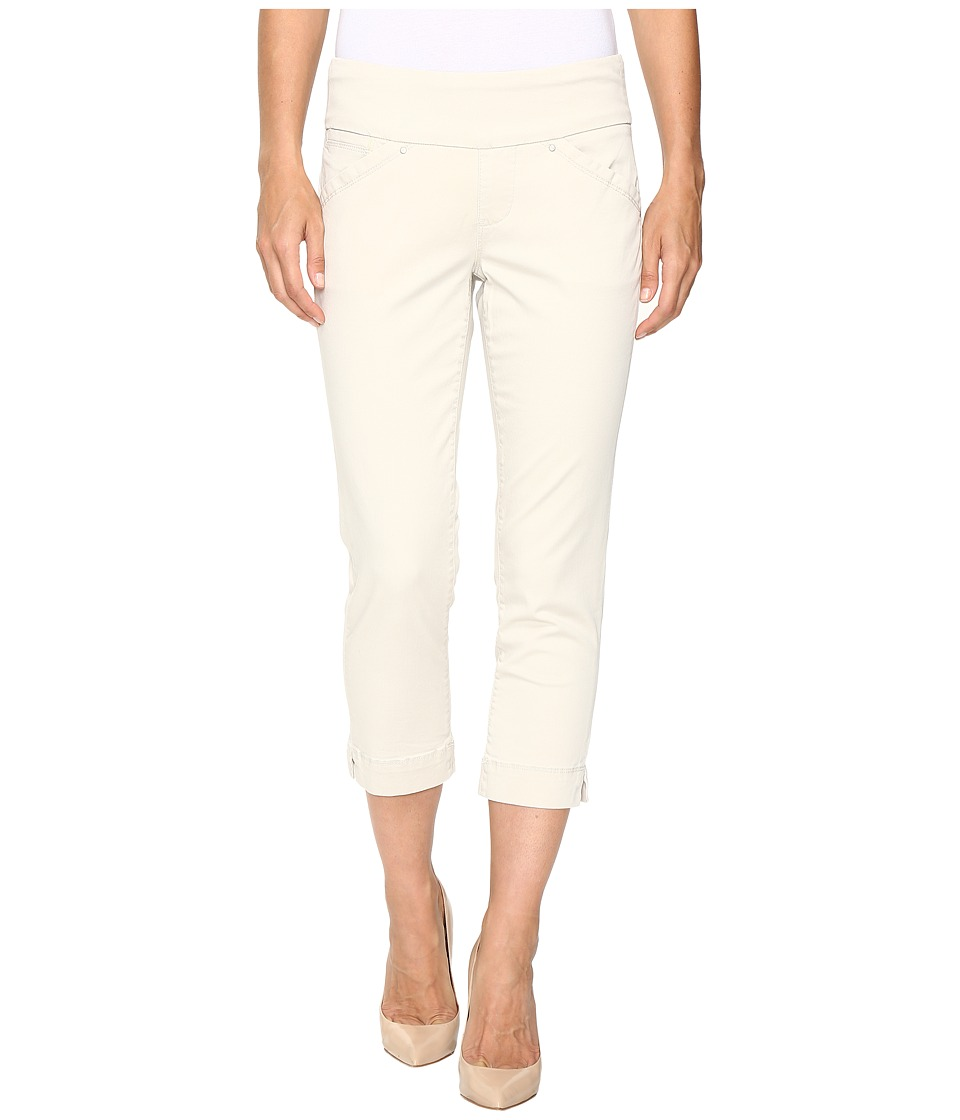 Jag Jeans - Marion Crop in Bay Twill (Stone) Women's Jeans