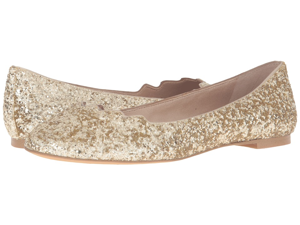 Sam Edelman - Alaine (Gold Glitter) Women's Shoes