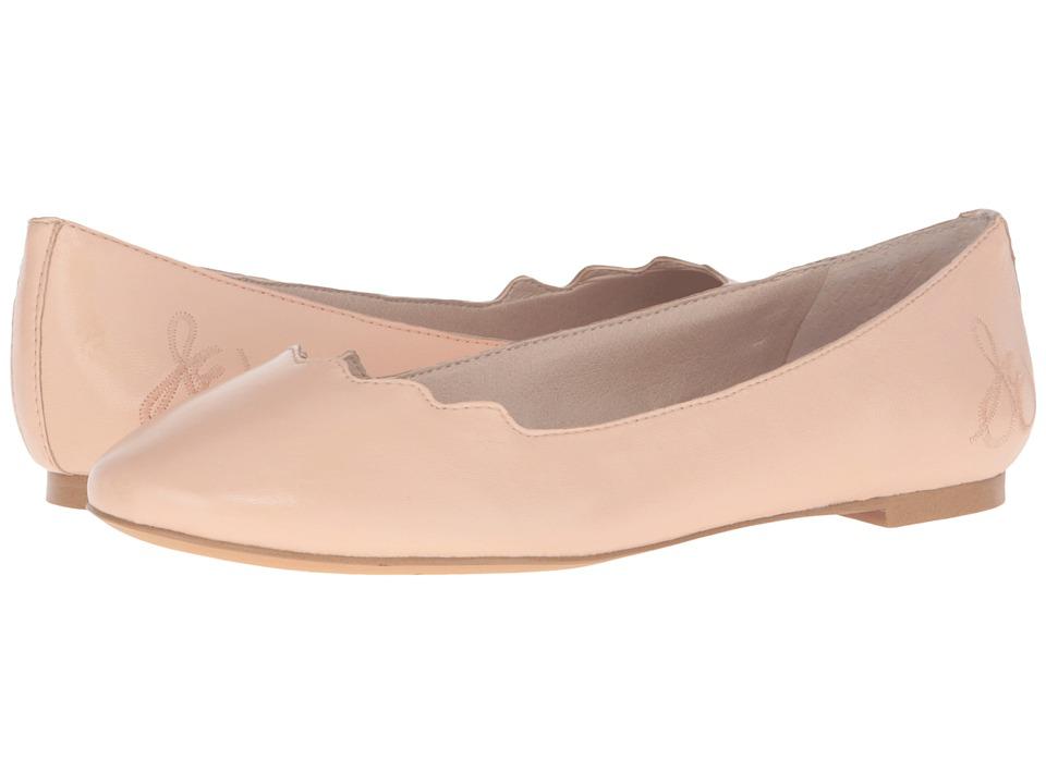 Sam Edelman Alaine (Soft Nude Leather) Women