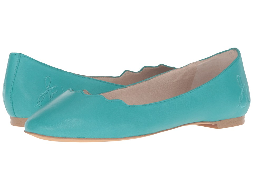 Sam Edelman - Alaine (Turquoise Leather) Women's Shoes