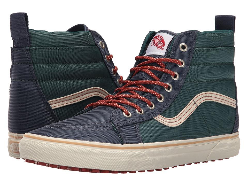 Vans - Sk8-Hi MTE DX ((MTE) Ballistic/Navy) Skate Shoes