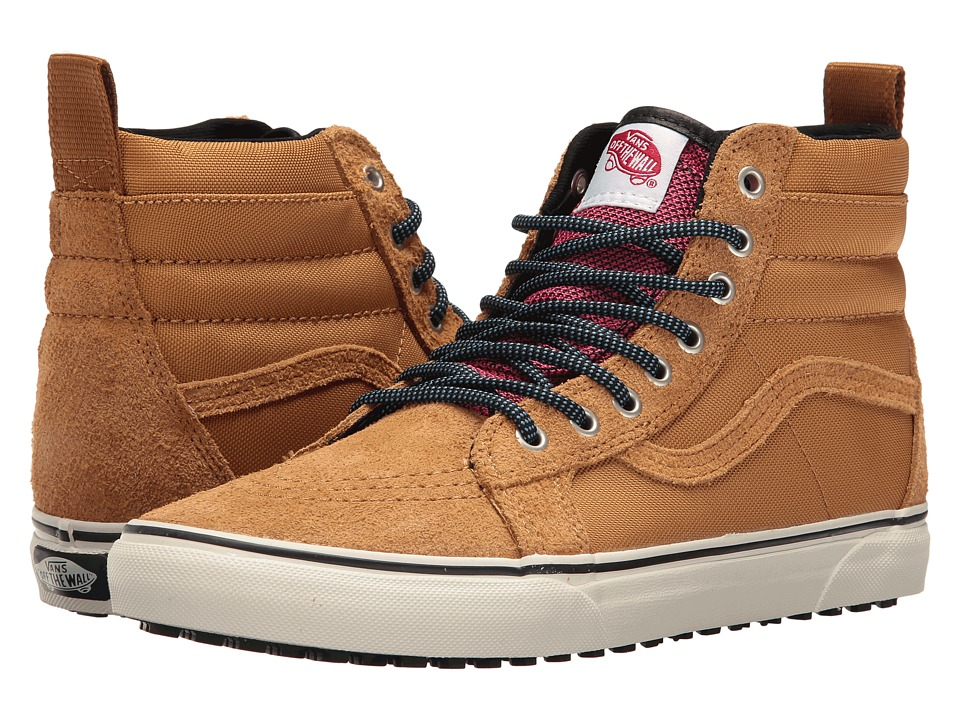 Vans - Sk8-Hi MTE DX ((MTE) Apple Cinnamon/Black) Skate Shoes