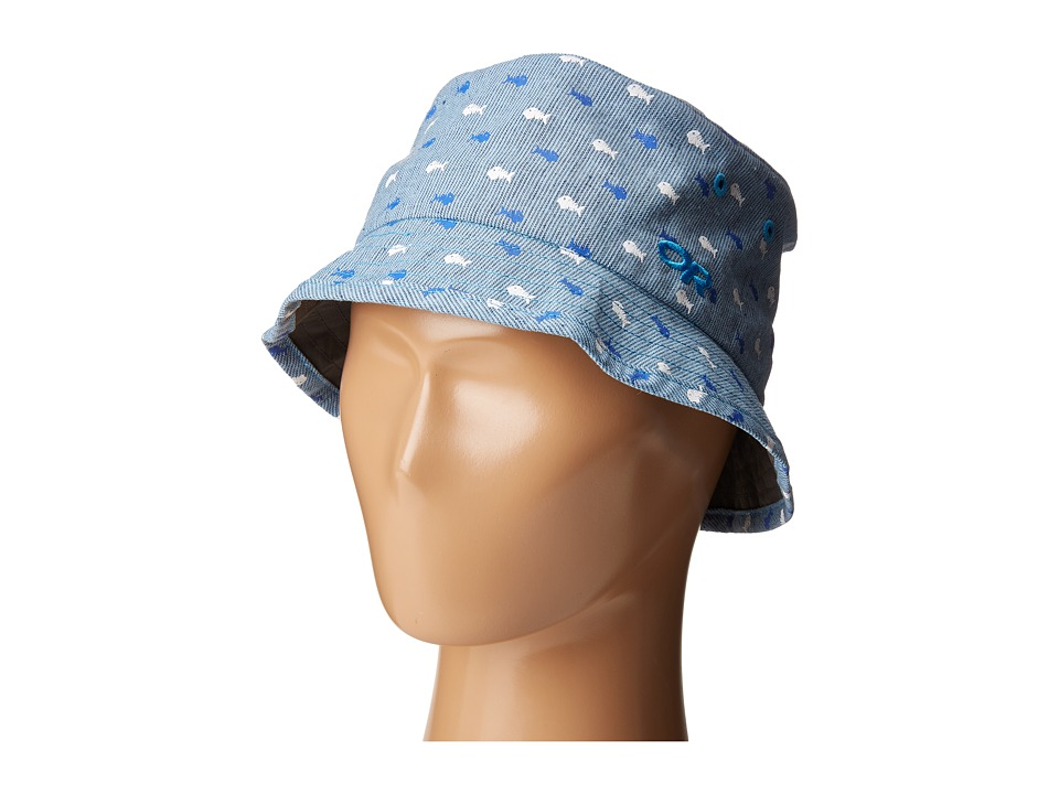 Outdoor Research - Kendall Sun Hat (Little Kid) (Dusk) Caps