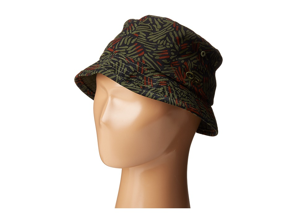 Outdoor Research - Kendall Sun Hat (Little Kid) (Kale) Caps
