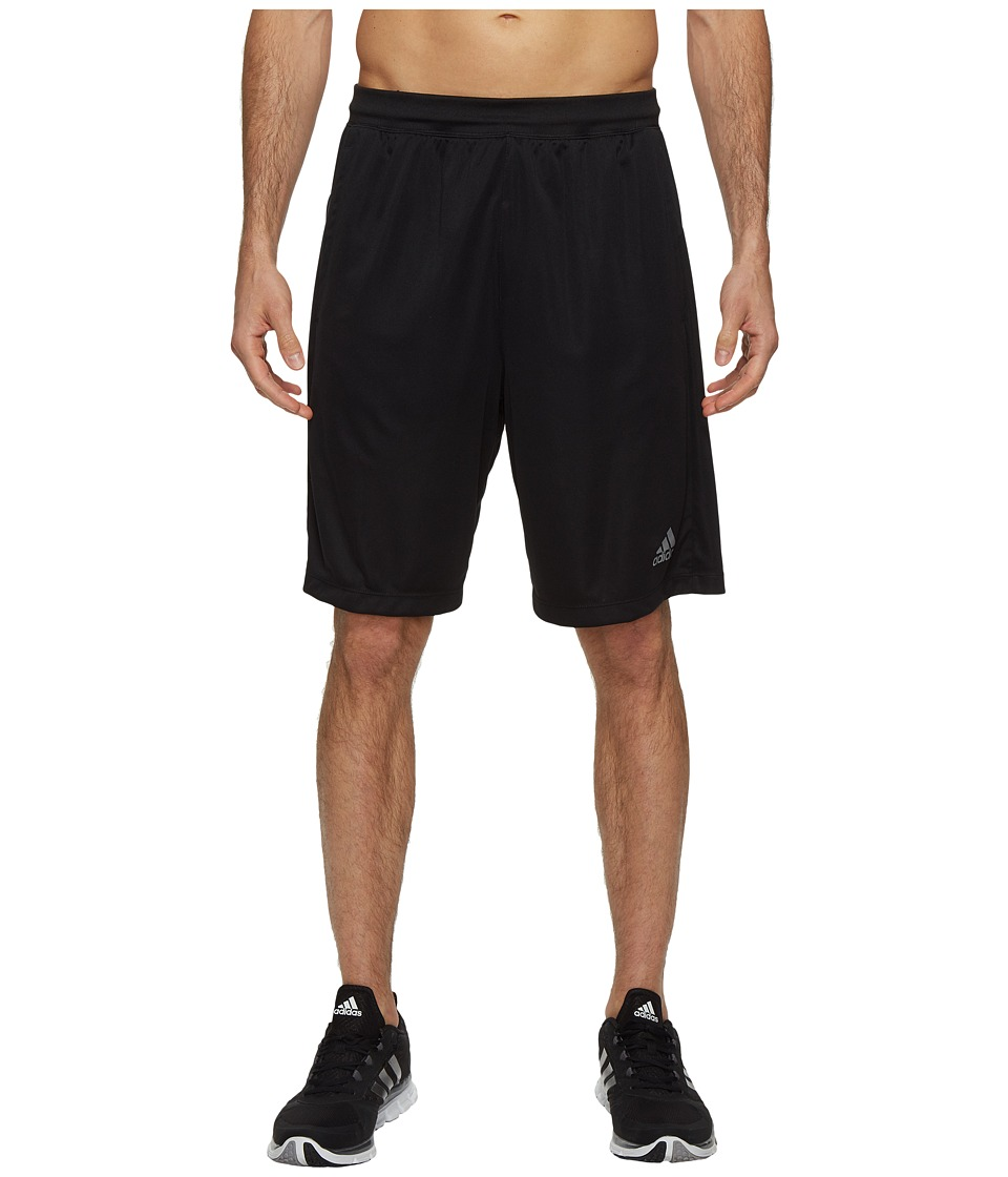 adidas - SpeedBreaker Tech Shorts (Black) Men's Shorts