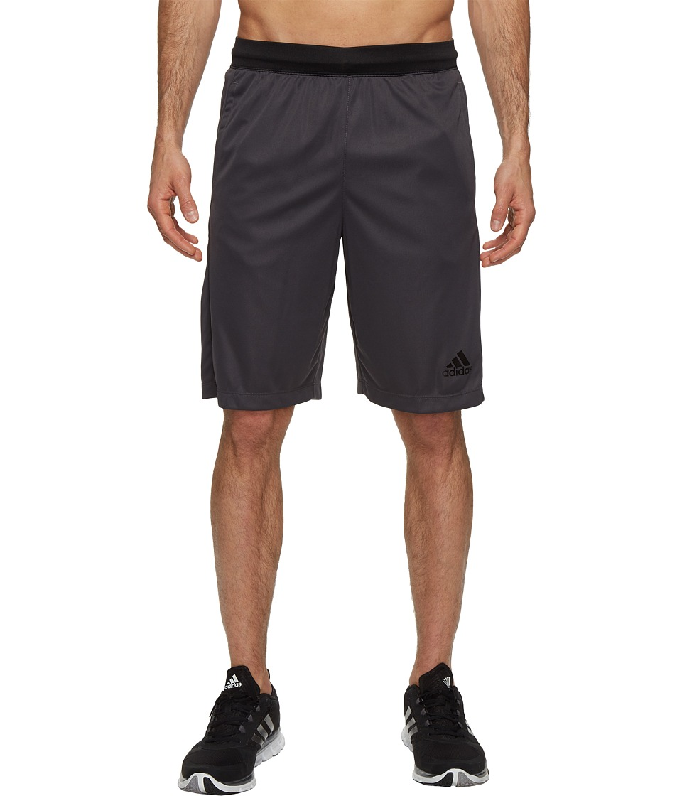 adidas - SpeedBreaker Tech Shorts (Utility Black) Men's Shorts