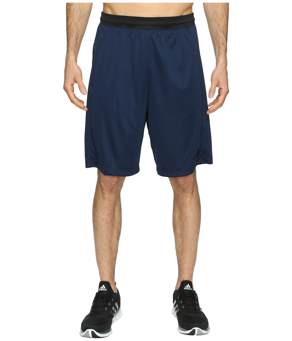 adidas - SpeedBreaker Tech Shorts (Collegiate Navy) Men's Shorts